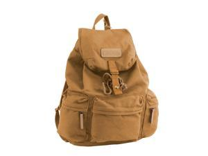 Caden F5 Vintage Canvas Camera Bag DSLR SLR Backpack Travel Rucksack for Canon Nikon Khaki