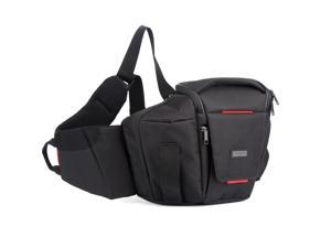 Caden K3 Camera Shoulder Bag Casual Messenger for DSLR Canon Sony Nikon Olympus