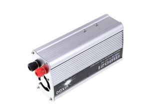 1200W WATT DC 12V to AC 220V Portable Car Power Inverter Charger Converter Transformer