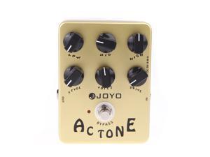 JOYO JF-13 AC Tone Vox Amp Simulator Guitar Effect Pedal True Bypass