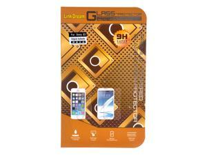 0.3mm 2.5D 9H Tempered Glass Screen Protector Protection Film Guard Anti-shatter for Sony Z1
