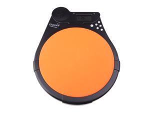 Cherub DP-950 Digital Electric Electronic Drum Pad Metronome Counter for Training Practice  Multifunction