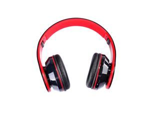 Foldable Wireless Bluetooth Stereo Headphone Headset Mic FM TF Slot for iPhone iPad Smartphone