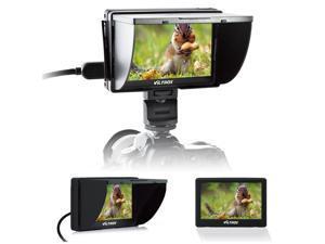 Viltrox DC-50 HD Clip-on LCD 5'' Monitor Portable Wide View for Canon Nikon Sony DSLR Camera DV
