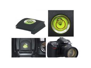 10 Packs Bubble Spirit Level Gradienter Tester Hot Shoe Cover Protector for Nikon DSLR Camera