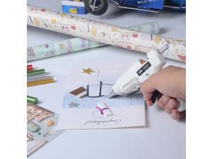 S-603 High Temp Heater Glue Gun 20W Handy Professional with 50 Glue Sticks Graft Repair Tool