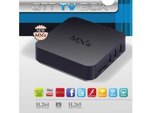 HD18Q Smart XBMC DLNA Miracast TV Box Media Player Android 4.4 Amlogic S805 Quad Core 1G/8GB