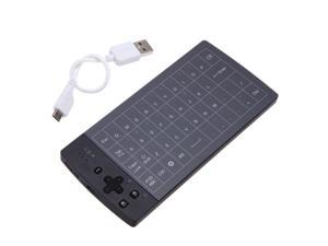 Measy TP801 Wireless Keyboard Touchpad Air Fly Mouse Remote for Andriod TV Box PC