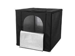 LED Professional Portable Softbox Box 42 * 42cm LED Photo Studio Video Lighting Tent with LED Light