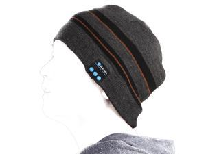 Bluetooth Music Soft Warm Beanie Hat Cap with Stereo Headphone Headset Speaker Wireless Mic Hands-free for Men Women Gift