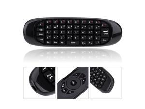 2.4G Wireless Handheld Keyboard 6 Axis ST Gyroscope Air Mouse Remote Controller 3D Motion Sense Handgrip for Android Smart TV BOX