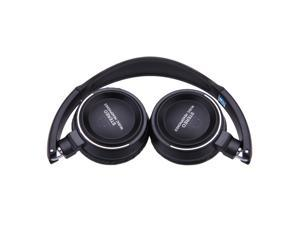 New Digital Wireless 3 in 1 Stereo Bluetooth Headphone Earphone Headset with Mic MP3 Player Micro SD/TF Music FM Radio for Smart Phones Tablet PC Notebook