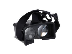 Universal Virtual Reality 3D Video Glasses Headband 2D to 3D Film Converter for 4~7in Smartphones for iPhone Samsung