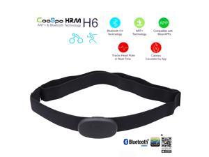 CooSpo Bluetooth 4.0 Wireless Heart Rate Monitor Smart Sensor Chest Strap for IOS