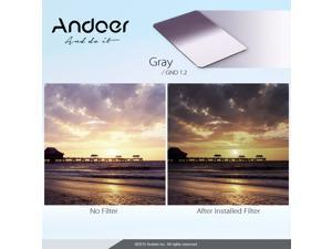 Andoer Z Series 100x150mm Soft Square Filter Graduated Neutral Density GND16 Grad ND 1.2 for Lee and Cokin Z-Pro Holders