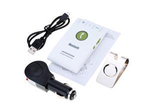 Car Kit Bluetooth Speakerphone 6E Handsfree Multifuctional Wireless Music Multipoint Auto Speaker Phone