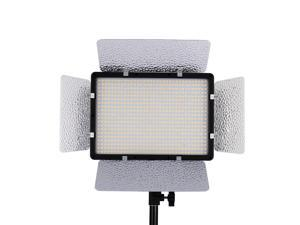 PH-680S LED Video Light Lamp Adjustable Color Temperature 3200K-5600K with 2.4G Wireless Remote Control Bracket Holder for Canon Nikon Pentax Camera DV Camcorder