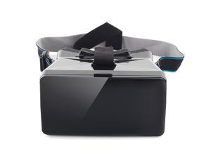 Portable 3D VR Glasses with Sucking Disk for Smart Phones with the Size Up to 5.5 in