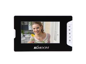 "Water-proof  7"" Video Door Phone TFT LCD Screen Unlock IR Night Vision Rainproof Home Security"