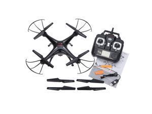Original SYMA X5SC 2.4G 4CH 6-Axis Gyro R/C Quadcopter RTF Drone with HD 2.0MP Camera Throwing Flight