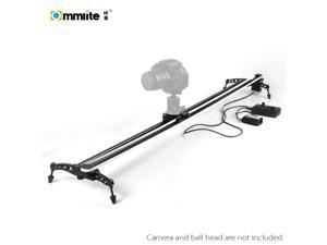 Commlite ComStar Electronic Motorized Camera Track Video Slider Video Stabilization for Cinema Film and Time Lapse