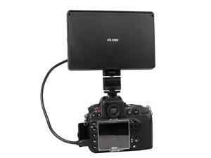 Viltrox DC-70 1280 * 800 7'' Clip-on Color TFT LCD HD Monitor HDMI AV Input for DSLR Camera Camcorder