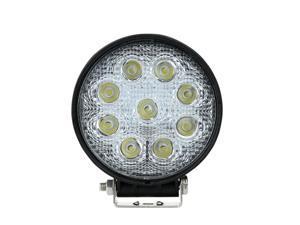 1PC 5inch 27W LED Spot Beam Work Lamp