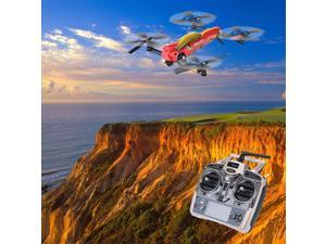 Original WLtoys V383 Collective Pitch 500 Level 3D 6 Axis Gyro Brushless Motor RTF RC Quadcopter