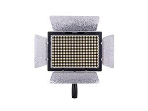 Yongnuo YN-600L II 600 LEDs Video Studio Photography Light Lamp Adjustable Color Temperature 3200K-5500K for Canon Nikon Sony Pentax Olympus Camcorder DSLR Camera with Wireless Controller