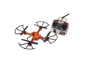 JJRC H12C H12C-5 2.4G 4CH 6-Axis Gyro RC Quad-copter Super Power LED Lights CF Mode One Press Return RTF Drone with HD 1080P 5.0MP Camera