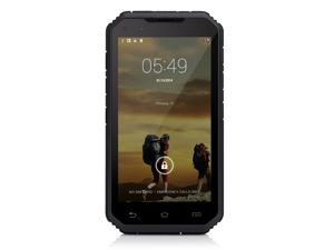"DIGOOR DG2 Plus Waterproof 5"" IPS Android 4.4 Quad-Core 3G Rugged Phone 2MP/8MP"