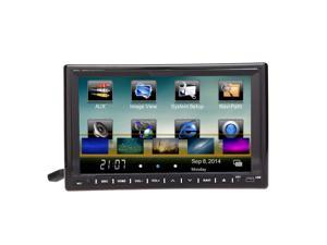 """Universal 7"""" 2 Din Mirror Link Connect Android Cellphone Car DVD/USB/SD Player 3G WiFi Bluetooth GPS Radio"""