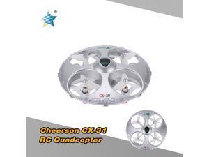 Cheerson CX-31 2.4G 4CH 6-Axis 3D Eversion Headless RC Quadcopter UFO