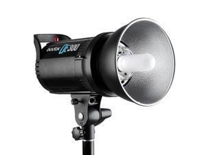 Godox DE300 300W Professional Studio Strobe Flash Lamp GN58 for Portrait Fashion Art Photo Product Photography