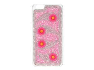 DIY Flower Phone Case for iPhone 6 6S Stylish Portable Ultrathin Lightweight Anti-scratch Anti-dust Durable