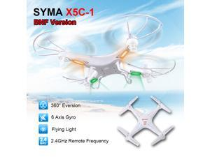 Original SYMA X5C X5C-1 4CH 6-Axis Gyro Remote Control RC Quadcopter Toys Drone Without Camera & Transmitter
