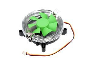 BDK Hydraulic Bearing Silent 80mm Cooling Fan CPU Cooler Radiator for Intel LGA 775/115X AMD AM2/754/939/940