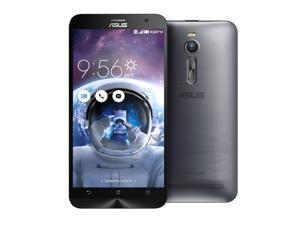 "Original ASUS Zenfone 2 ZE551ML 4G Cell Phone Intel Z3580 2.3GHz 4GB RAM 64GB ROM 5.5"" 1920 * 1080 Android 5.0 Lollipop 13.0MP Camera"