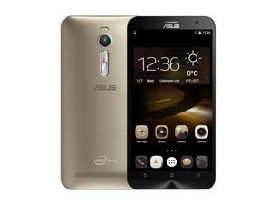 "Original ASUS Zenfone 2 ZE551ML 4G Cell Phone Intel Z3560 1.8GHz 4GB RAM 16GB ROM 5.5"" 1920 * 1080 Android 5.0 Lollipop 13.0MP Camera"
