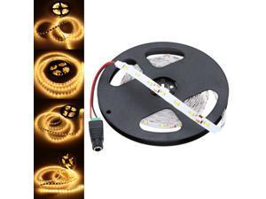 LIXADA LED Warm White Strip Light SMD 3528 Flexible Light 60LEDs/m 5m/lot with 12V 2A Adapter for Bar Hotel Restaurant