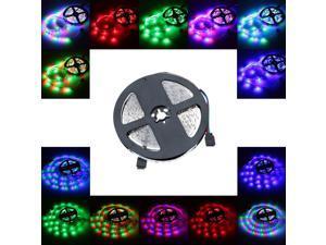 LIXADA LED RGB Strip Light SMD 3528 Flexible Light 60LEDs/m 5m/lot 12V for Bar Hotel Restaurant