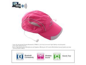 Stylish Bluetooth Music Sun Hat Headphone Popular Bluetooth 4.0 + EDR Stereo Music Hat Earphone