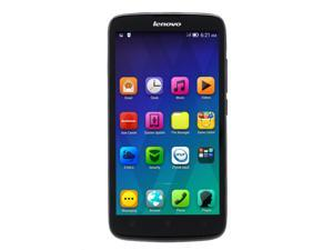 "Lenovo A399 3G WCDMA Smartphone Android 4.4 OS MTK6582m Quad Core 5"" TFT Screen 512MB RAM 4GB ROM 2MP Camera"