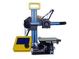 Creality 3D Desktop Mini 3D Printer Machine DIY Kit FDM Injection Molded with LCD Screen Off-line Printing