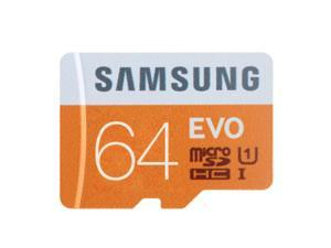 Genuine Original SAMSUNG UHS-I Class 10 16GB 48MB/s High Speed MicroSD TF Flash Memory Card with Adapter for Cell Phone Tablet Camera