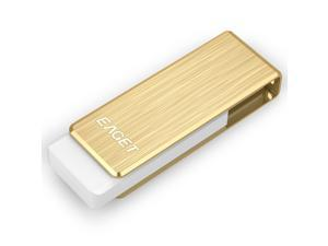 Eaget F50s USB3.0 128G Flash Pen Drive USB Disk Metal 300MB/S for Laptop Desktop