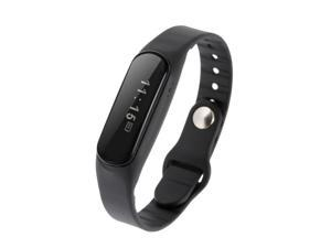 Light Weight OLED Bluetooth 4.0 Health Fitness Activity Tracker Pedometer Bracelet for iOS Android