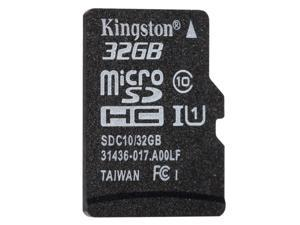 Genuine Original Kingston Class 10 32GB  MicroSDHC TF Flash Memory Card 48MB/s Maximal Speed