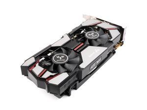Colorful 4096MB NVIDIA GeForce GTX960 GPU 4GB 128bit 2*DVI+HDMI+DP Port DDR5 PCI-E X16 3.0 Video Graphics Card with Dual Cooling Fan