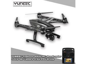 Original Professional YUNEEC Typhoon Q500 10CH 4K Camera 5.8G FPV RC Quadcopter with UHD CGO3 3-Axis Handheld Gimbal